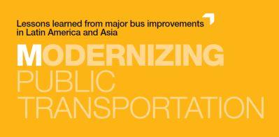 Modernizing Transportation