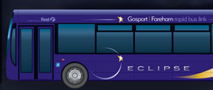 Fareham-and-Gosport-rapid-bus