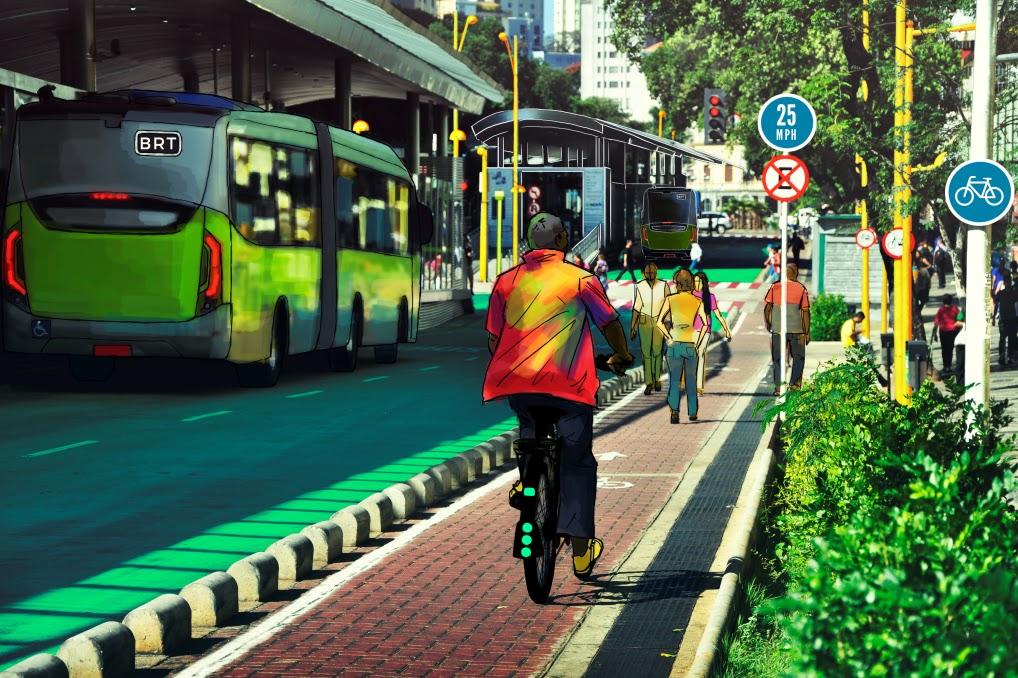 BRTCorridor - Foto1